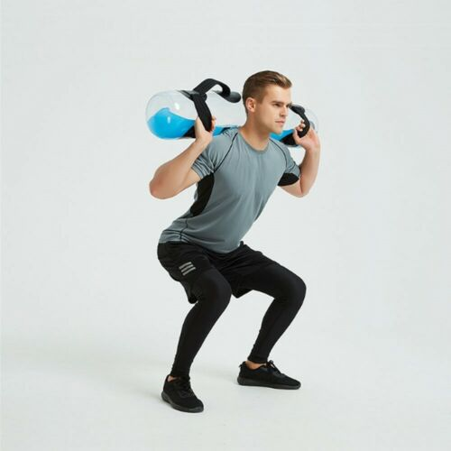 Unisex Weight Training Water Bag Energy Pack Muscle Ttaining Bag Workout Fitness