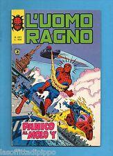 SUPER EROI - L'UOMO RAGNO - CORNO -N.231- 12 MARZO 1979 - NON DI RESA