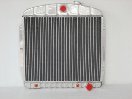 1955 1956 1957 1958 1959 CHEVROLET PICKUP RADIATOR TRUCK GMC ALUMINUM