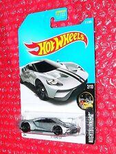 2017 Hot Wheels  '17 Ford GT #211  Nightburnerz  DTY76-D9B0J  J case