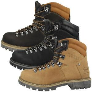 Details zu Dockers by Gerli 45NB004 Herren Schuhe Outdoor Boots Schnürer Winter Stiefelette