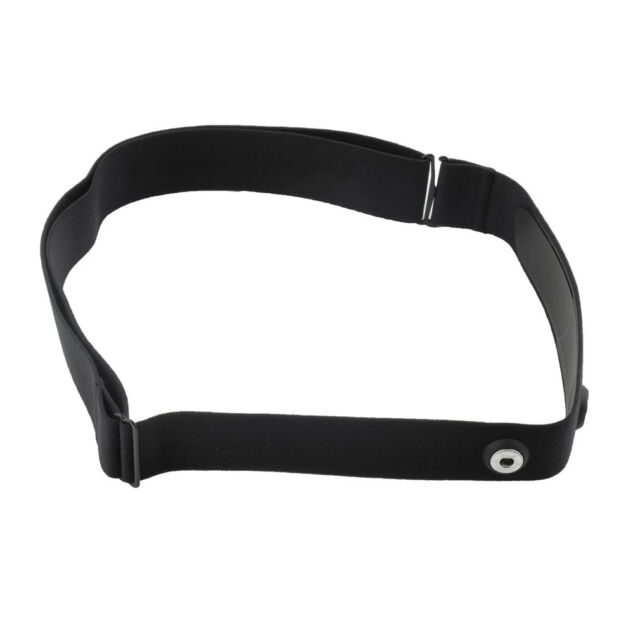 Soft Heart Rate Monitor Sensor Strap Chest belt for Polar Wahoo GARMIN 35 FT