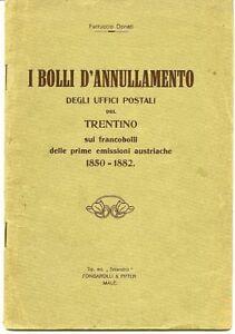 I-bolli-d-039-annullamento-degli-uffici-postali-del-Trentino-sui-francobolli-de