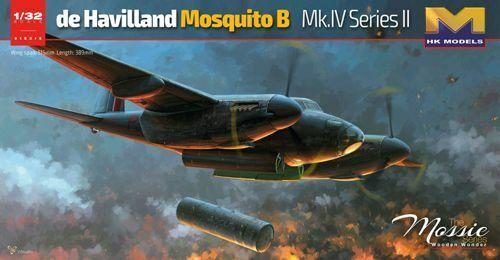 Hong Kong Models 1 32 De Havilland Mosquito Mk. IV IV IV   Pr.mk.i   IV e15 d388a2