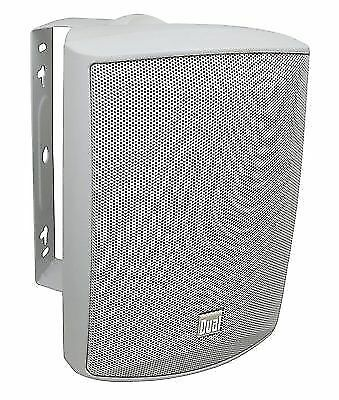 "Dual Electronics LU53PW 5 1//4/"" 3-Way Indoor//Outdoor Loudspeakers White"