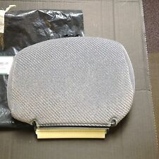Range Rover MK2 P38 Front or Rear Headrest Cover Light Granite Cloth AWR4865LOY