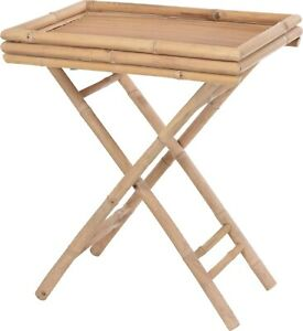 Folding-Wooden-Portable-Butler-Breakfast-Dinner-Serving-Tray-Butler-Tray-Table