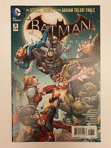 Batman-Arkham-Knight-8-NM-1st-Print-DC
