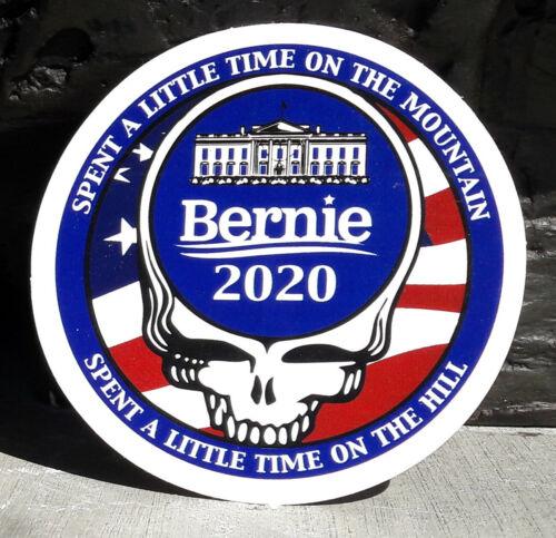 Bernie 2020 Sticker Dead Sticker Democrat Sticker FREE SHIPPING!!!