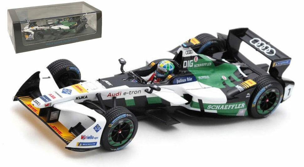 SPARK S5929i Sport  1 formule E 2017-2018 - Lucas Di Grassi échelle 1 43