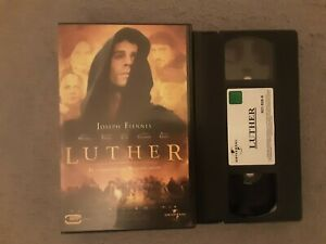 Luther - Vhs - Joseph Fiennes