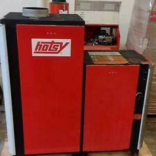 Used Hotsy 943n 1phnatural Gas 4gpm 2000psi Hot Water Pressure Washer