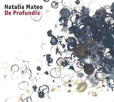 NATALIA MATEO - DE PROFUNDIS   CD NEU