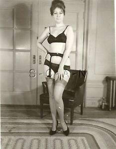 Original Vintage 1940s-60s Semi Nude Risque RP- Well