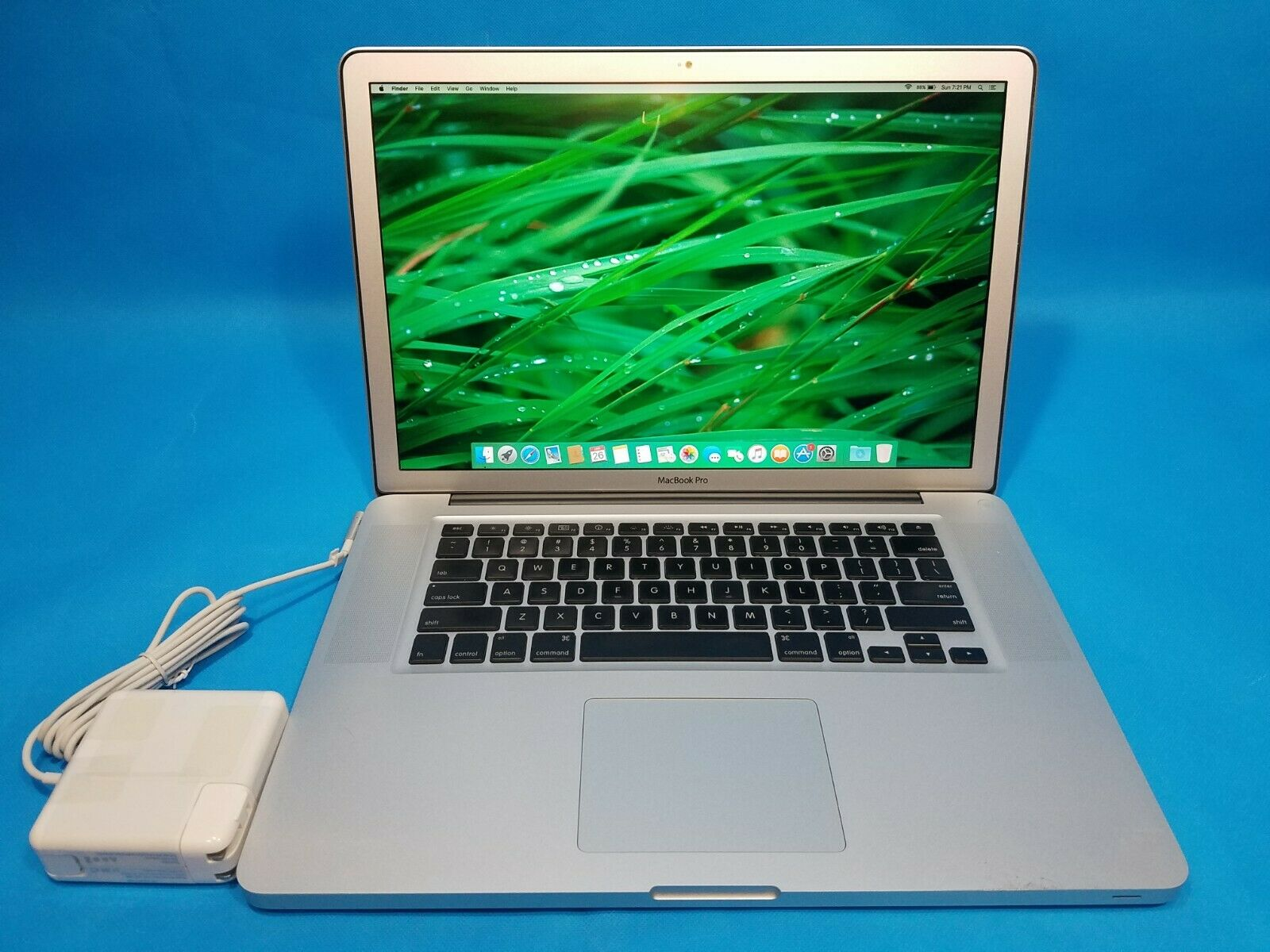 Apple MacBook Pro 15 Pre Retina 2.80GHz i7 8GB RAM 500GB SSD OSX-2017 EXCELLENT!. Buy it now for 797.77