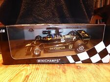 Minichamps 1:18 Ronnie Peterson Lotus Ford 79 F1 Race Car 1978