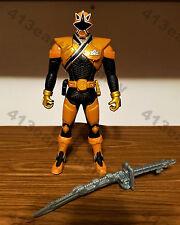 """Power Rangers Samurai """"Switch Morphin Gold Ranger""""  (Complete)"""