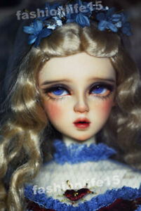 1/3 BJD SD Dolls Sexy Female Rania Girl Resin Nude Jointed