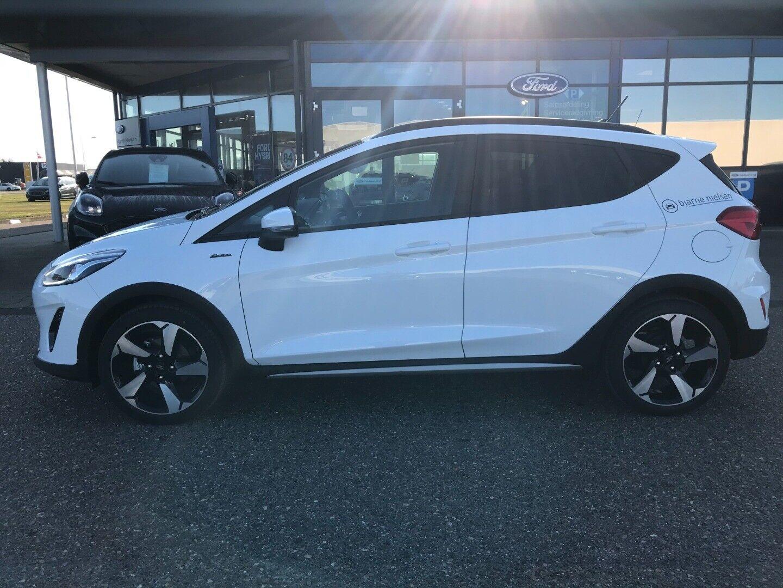 Ford Fiesta 1,0 EcoBoost mHEV Active - billede 1