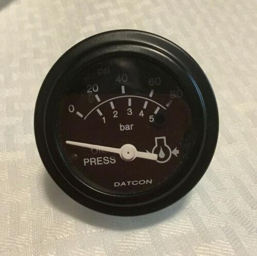 NEW Datcon Oil Pressure Gauge 10072