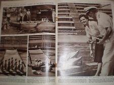 Photo article Flippy the dolphin at Miami Seaquarium Florida USA 1961