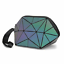 Geometric-Purse-Luminous-Crossbody-Bags-Irredescent-Wallet-Holographic-For-Women thumbnail 64