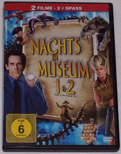 1 von 1 - Nachts im Museum 1&2, Ben Stiller, DVD