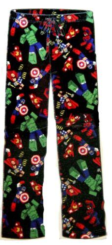 Mens/' Sleep Lounge Pants  Minions  AMC Walking Dead   Marvel Lego   Corona  NWT
