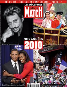 Paris Match hors-série  Les décennies (en version PDF) - Nos années 2010