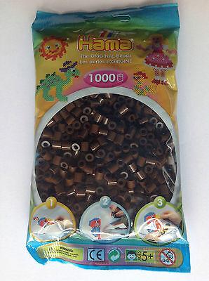 1000 Hama midi Bügelperlen - Einzelfarben / Mischungen - 5mm Durchmesser