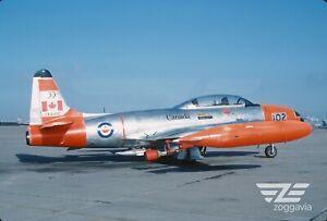 ORIGINALE-SLIDE-133102-CT-33-Canadian-Air-Force-1988