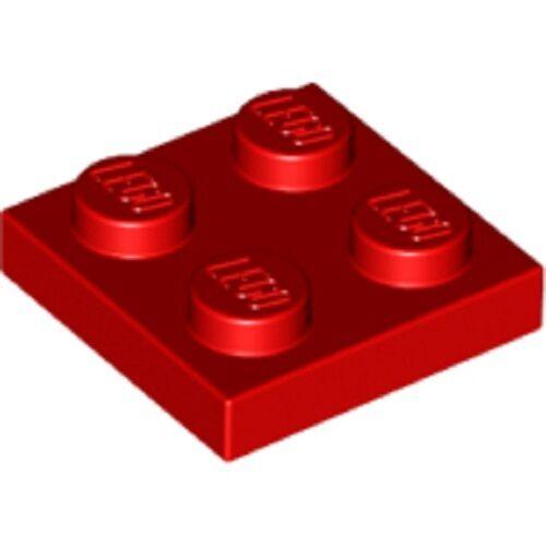 brand new Lego plaque 2 x 2 3022//94148-choix de couleur et quantité