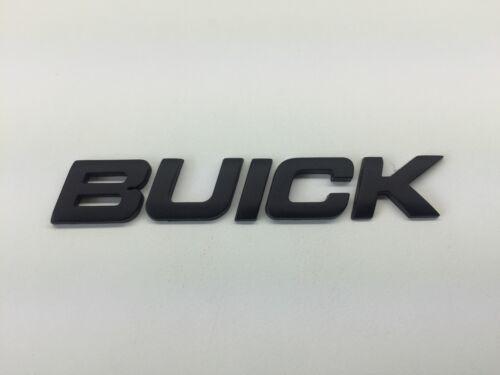 BUICK 3D Emblem Badge Letter Number alphapet logo car truck