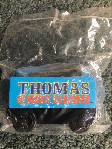 Rare Sealed Thomas Train Wooden Limited Collector's Edition Magic Railroad Cart