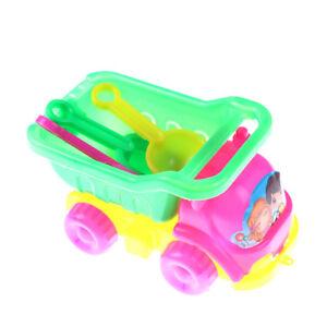 Strand-Spielzeug-Spielset-fuer-Kinder-Kipper-Sand-Schaufel-Set-fuer-BabyGesch-d-pr