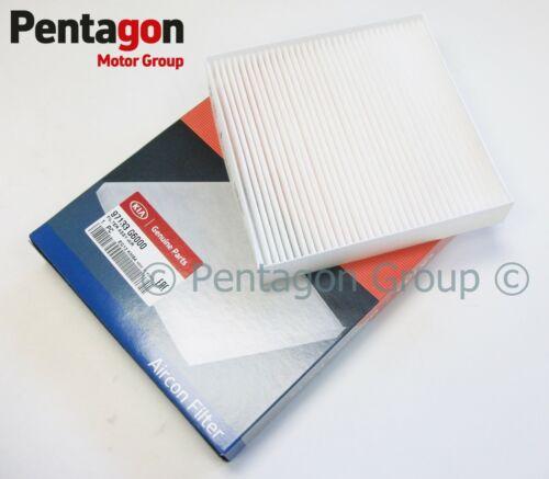 New Genuine Kia Picanto 2017 Pollen Filter Element 97133G6000