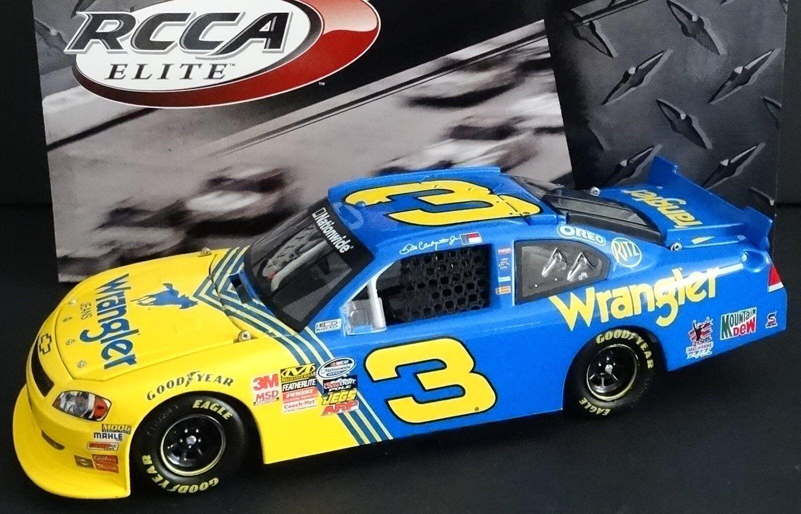 Dale Earnhardt, Jr.  3 Wrangler 1 24 ELITE 2010 DAYTONA WIN Impala 550 703