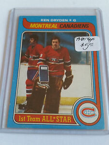 1979-80-Topps-150-Ken-Dryden-AS1-Montreal-Canadiens