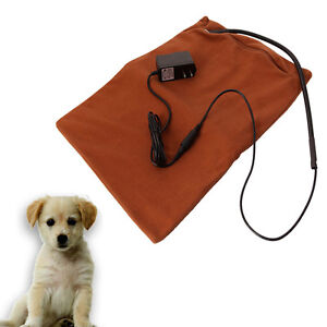 New electric heating heater heated mat pad blanket bed for for Hot dog heating pad