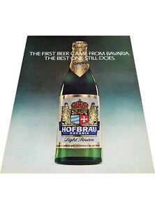 1976-Hofbrau-Bavaria-German-Beer-Vintage-Advertisement-Print-Ad-J409