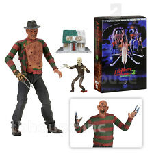 ULTIMATE FREDDY KRUEGER figure A NIGHTMARE ON ELM STREET 3 neca DREAM WARRIORS