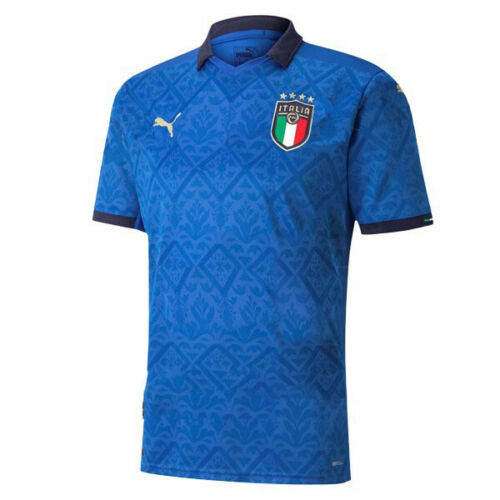 New Italy Jersey Home Shirt 20//21 Football Adult S-XXL Euro 2021