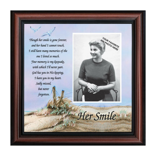 in Memory Gifts **NEW** Personally Yours Her Smile