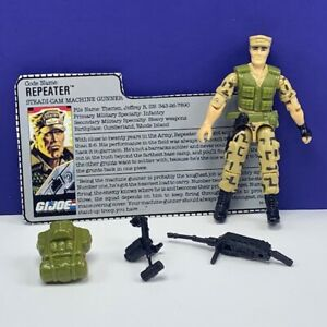 G I JOE Accessory  1988 Repeater           Pack