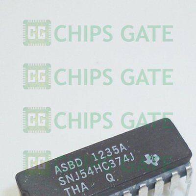 1PCS NEW SN54HC574J TI 0528 CDIP-20