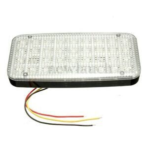 DC-12V-Bright-White-36-LED-Car-Van-Vehicle-Roof-Dome-Interior-Light-Hat-Lam-J2O8