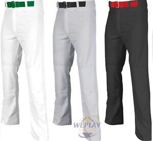 Champro-Sports-MVP-Adult-Men-039-s-Hemmed-Baseball-Softball-Pants-BP4UA-Sizes-S-4XL