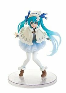 TAITO-Original-Winter-Clothes-Hatsune-Miku-Action-Figure-NEW