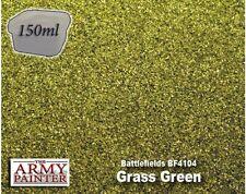 The Army Painter BNIB Battlefields: Grass Green