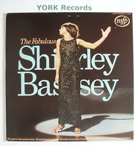 SHIRLEY-BASSEY-The-Fabulous-Excellent-Condition-LP-Record-MFP-1398